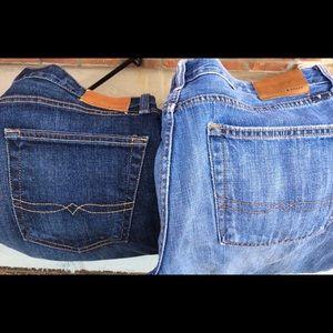 Denim - Lucky Brand Jeans Lot W33 L30 (2pairs)